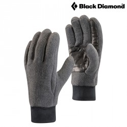 RĘKAWICE BLACK DIAMOND HEAVYWEIGHT WOOLTECH SLATE