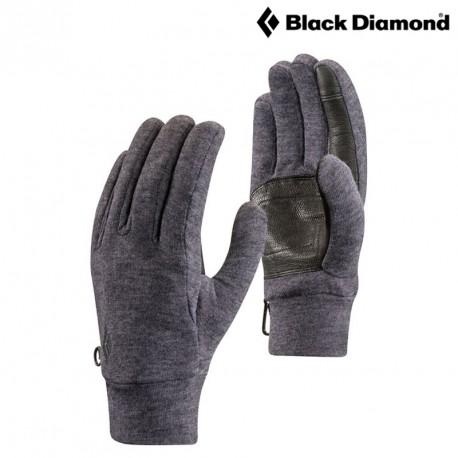 RĘKAWICE BLACK DIAMOND MIDWEIGHT WOOLTECH SLATE