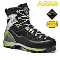 BUTY ASOLO ALTA VIA GV BLACK/GREEN