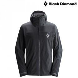 KURTKA BLACK DIAMOND LIQUID POINT SHELL BLACK