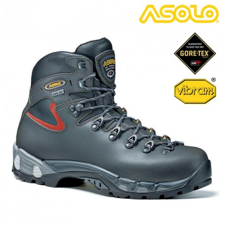 BUTY ASOLO POWER MATIC 200 GV DARK GRAPHITE