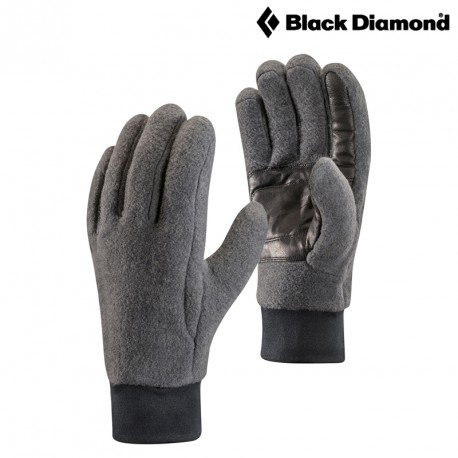 RĘKAWICE BLACK DIAMOND HEAVYWEIGHT WOOLTECH SLATE