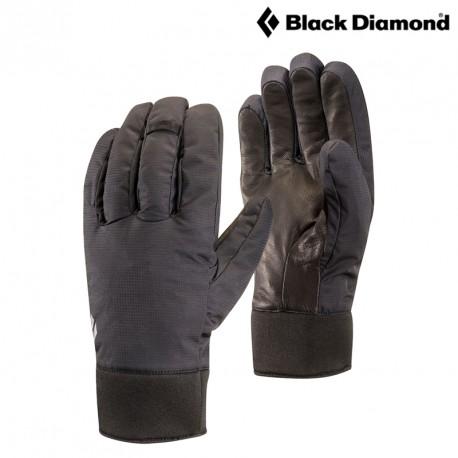 RĘKAWICE BLACK DIAMOND MIDWEIGHT WATERPROOF BLACK