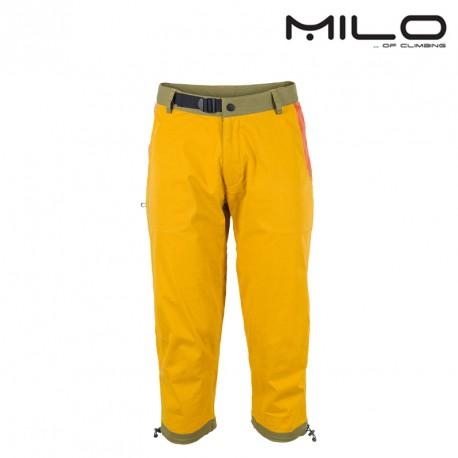 Spodnie Milo Zovee 3/4 - yellow
