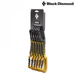 Zestaw ekspresów Black Diamond Positron Quickpack 12 cm