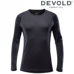 Koszulka Devold Breeze man shirt - black