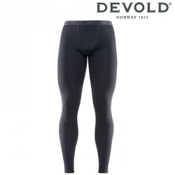 Kalesony Devold Hiking man long johns - black