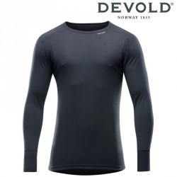 Koszulka Devold Hiking man shirt - black