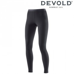 Kalesony Devold Hiking woman long johns - black