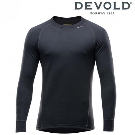 Koszulka Devold Duo Active man shirt - black