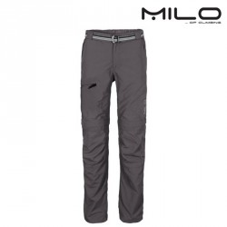 Spodnie Milo L'gota - dark grey