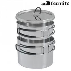 Naczynia Termite Silverstone IV