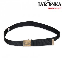 Pasek Tatonka Uni Belt 38 mm - black