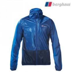 Kurtka Berghaus Hyper Jacket - snorkel blue/dark water