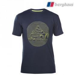 Koszulka Berghaus Sonar Tee - dusk