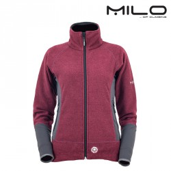 Polar Milo Yaram Lady - burgundy/grey