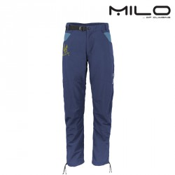 Spodnie wspinaczkowe Milo Aki - blue night/bijou blue