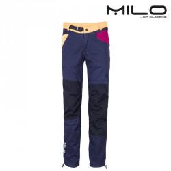 Spodnie Milo Zovee - blue nights/periscope grey