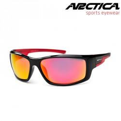 Okulary Arctica S-220 kat.3 - red