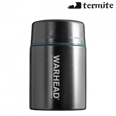 Termos obiadowy Termite Warhead Jar 0,65 l Hammertone - black