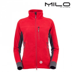 Polar Milo Anas Lady - red/dark grey