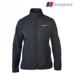 Kurtka Berghaus Ghlas Softshell Jacket - black/black