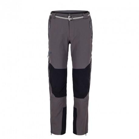 Spodnie Milo Brenta - grey/black