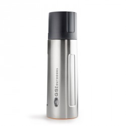 Termos GSI Glacier Stainless 1 l Vacuum Bottle - silver