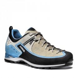 Damskie buty podejściowe Asolo Salyan - sand/atoll blue