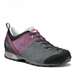 Buty podejściowe damskie Asolo Track - grey/grapeade