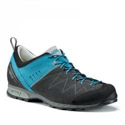 Buty podejściowe damskie Asolo Track - graphite/cyan blue
