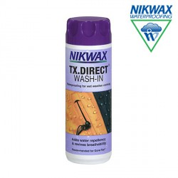 IMPREGNAT NIKWAX TX.DIRECT WASH-IN 300 ml