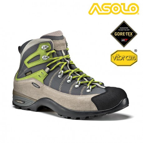 BUTY ASOLO MUSTANG GV ML EARTH/STONE