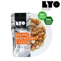 Danie Lyofood Gulasz wieprzowy z kaszą 370 g