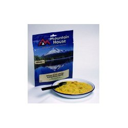 DANIE MOUNTAIN HOUSE CHICKEN KORMA CURRY SINGLE PACK