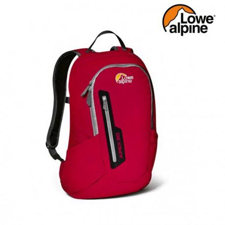 PLECAK LOWE ALPINE APEX 20 CHILLI RED