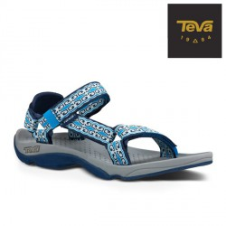 SANDAŁY TEVA HURRICANE 3 - WOMAN MINI DENIM BLUE