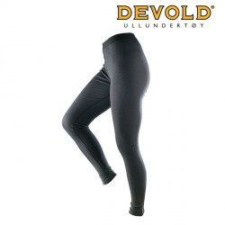 KALESONY DEVOLD MULTI SPORT WOMAN LONG JOHNS CHARCOAL