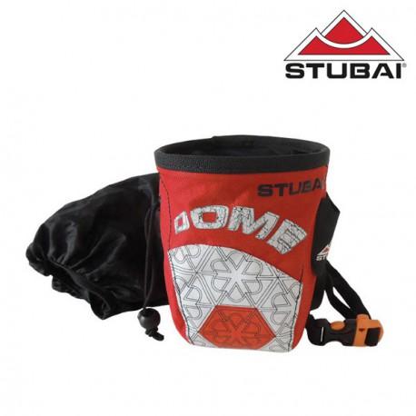 WORECZEK NA MAGNEZJĘ STUBAI DOME II RED/BLACK