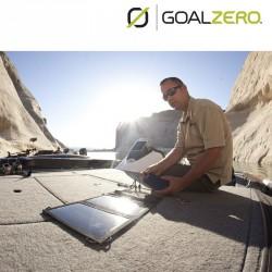Nomad 7 Goal Zero czarny rozłożony