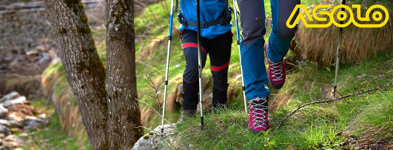 Buty trekkingowe ASOLO Greenwood GV