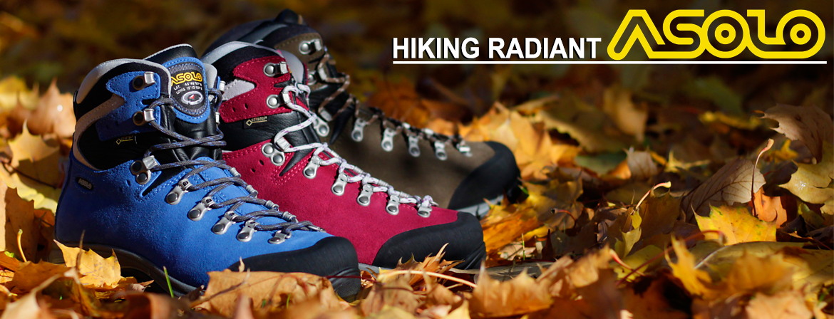 ASOLO Hiking Duo Radiant
